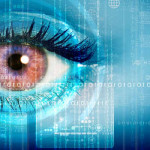 Digital eye securing data